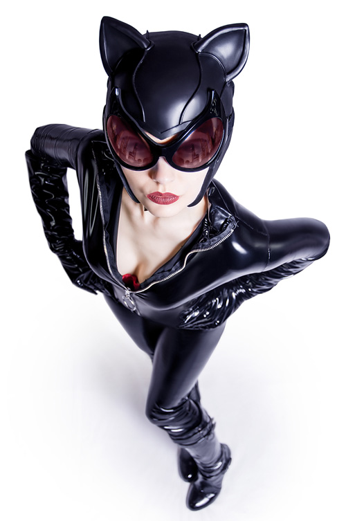 New 52 Catwoman Cosplay