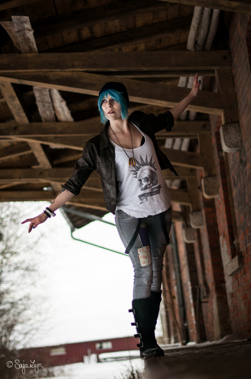 Chloe Price from Life Is Strange Cosplay