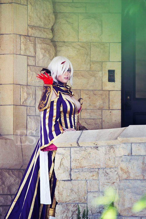 Cia from Hyrule Warriors Cosplay