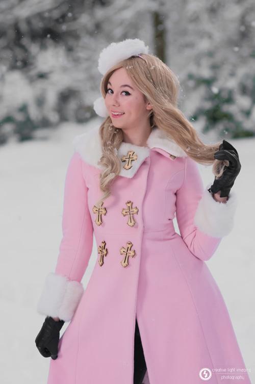 Fem Russia from Hetalia Cosplay