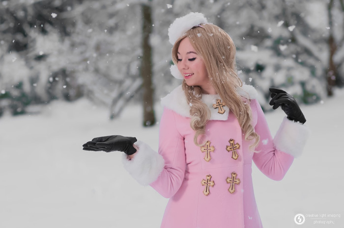 Fem Russia from Hetalia Cosplay