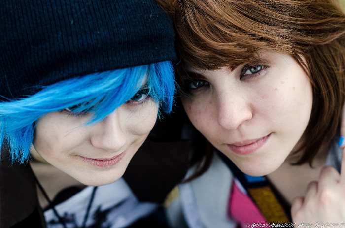 Max Caulfield & Chloe Price from Life is Strange Cosplay
