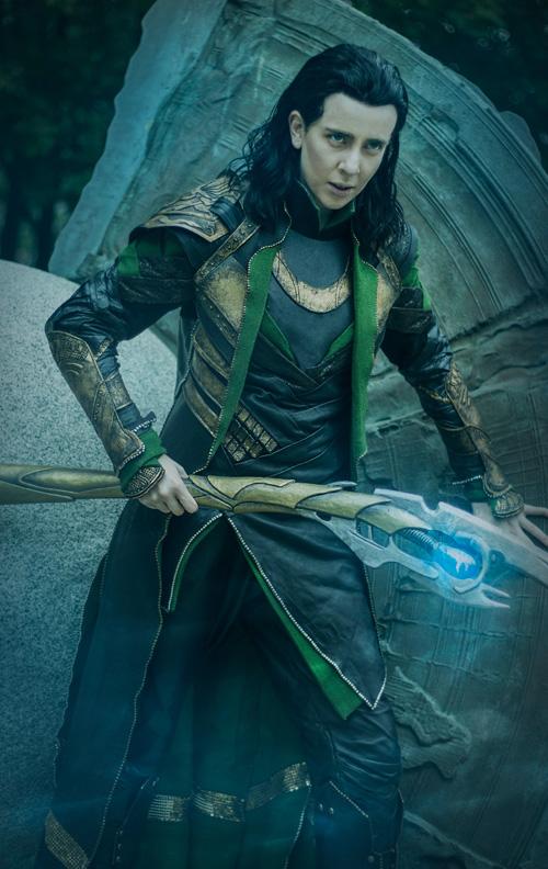 Loki Crossplay