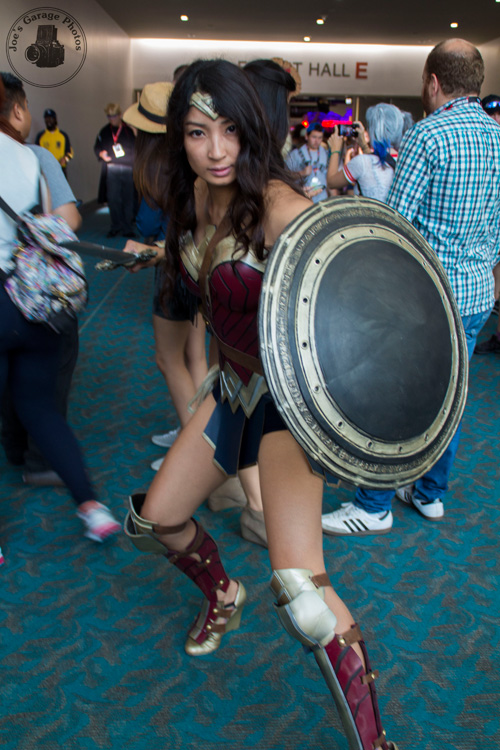 San Diego Comic-Con Cosplayers