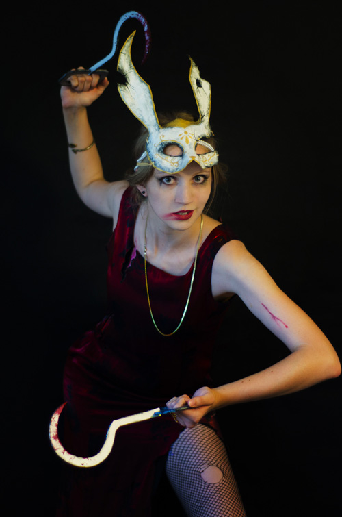 Splicer from Bioshock Cosplay