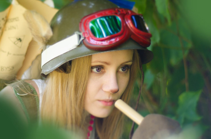 Teemo from League of Legends Cosplay