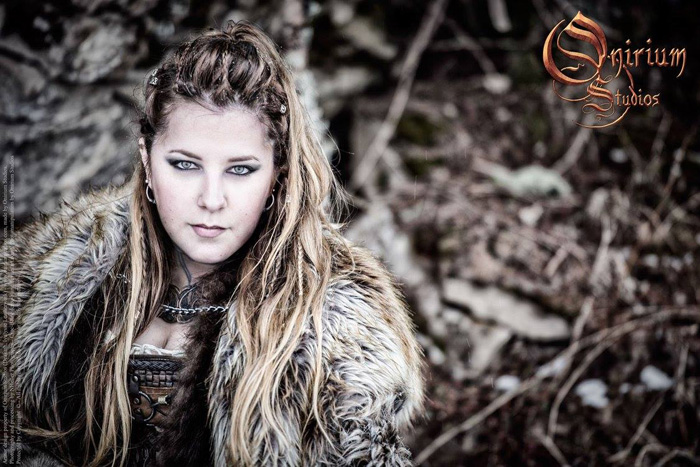 Vikings Photoshoot