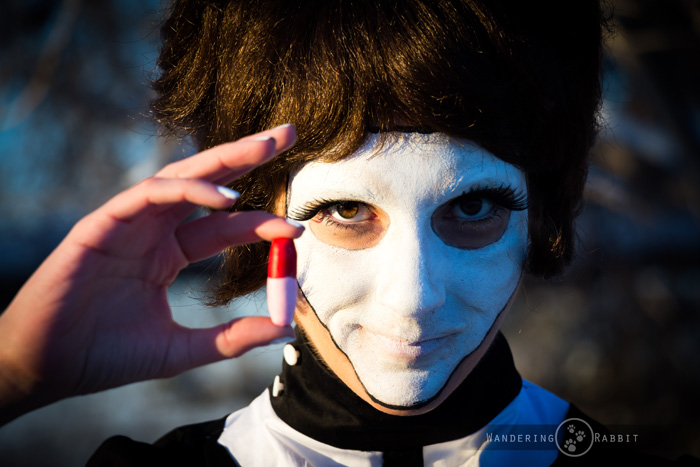 Wellington Wells Resident from We Happy Few Cosplay