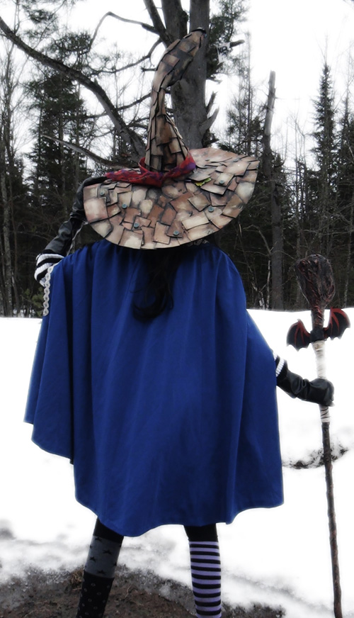 Black Mage from Final Fantasy Cosplay