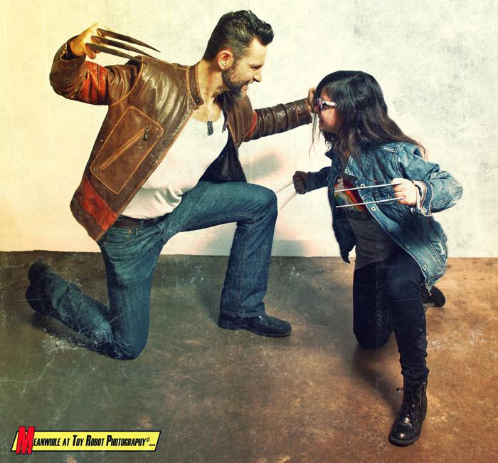 Logan & X-23 Cosplay