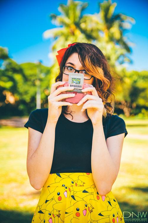Pokemon Photoshoot