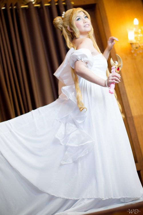 Princess Serenity Sailor Moon Cosplay
