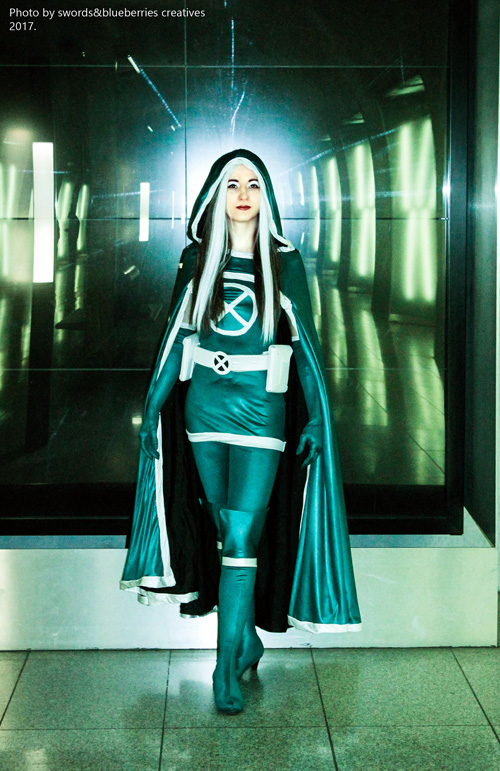 X Men Legacy Rogue Cosplay