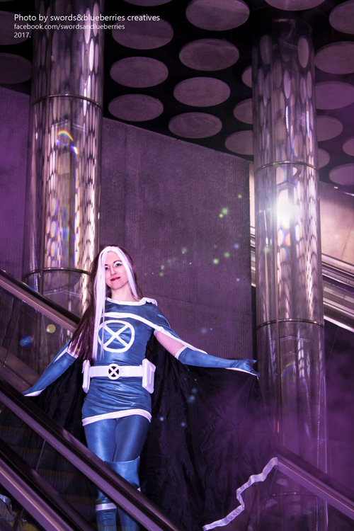 X-Men: Legacy Rogue Cosplay