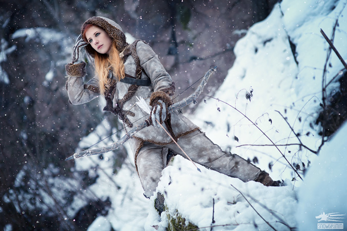 Ygritte from Game of Thrones Cosplay