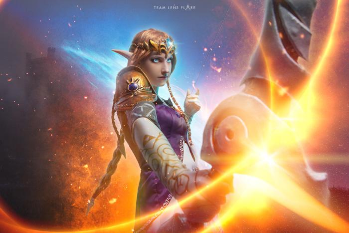 Zelda Cosplay
