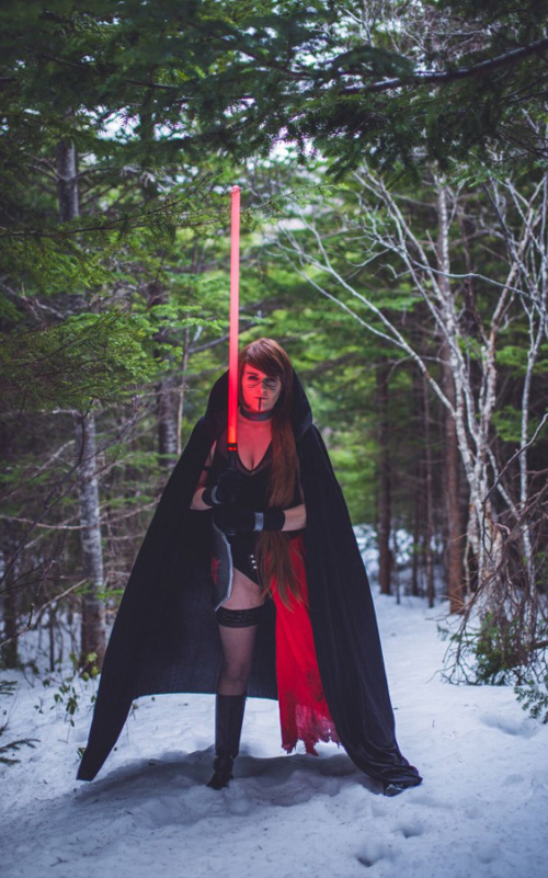Lady Sith Cosplay