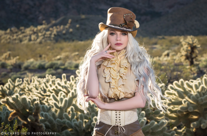 Steampunk Photoshoot