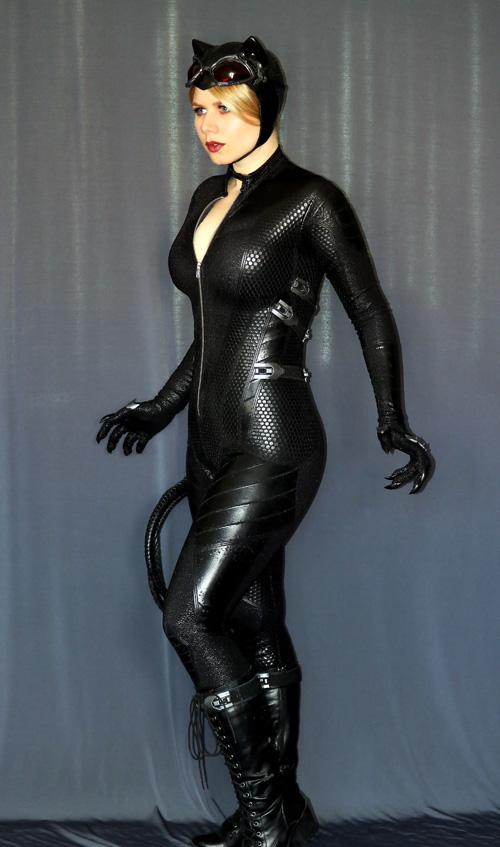 Arkham Knight Catwoman Cosplay