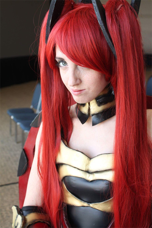 Erza from Fairy Tail Cosplay
