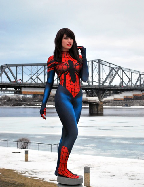 Mayday Parker Cosplay