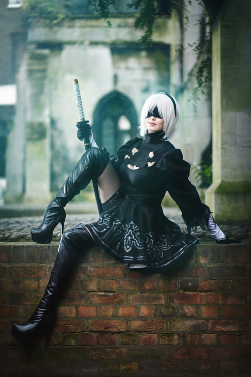 2B from NieR Automata Cosplay