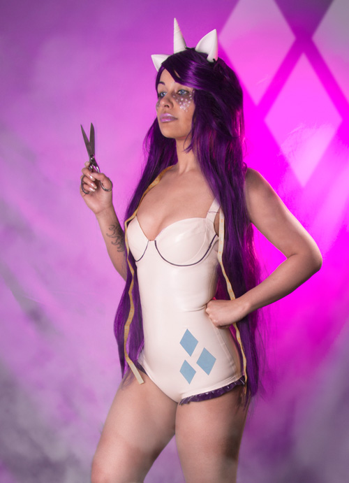 Rarity from My Little Pony Cosplay