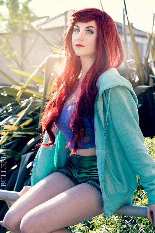 Ariel Disneybound Cosplay