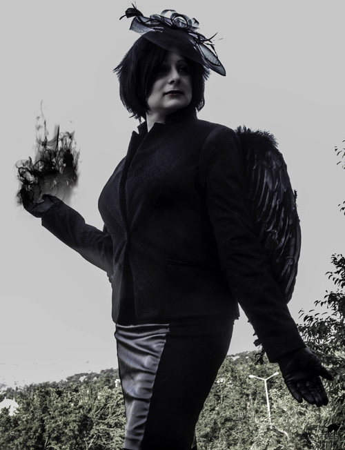 Death Angel from American Horror Story: Asylum Cosplay