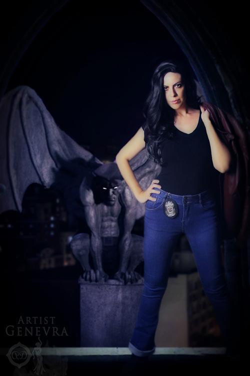 Elisa Maza from Gargoyles Cosplay