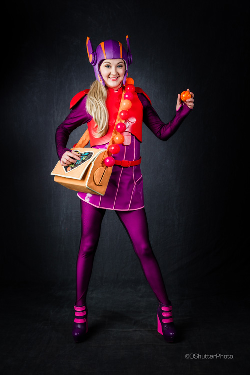 Honey Lemon from Big Hero 6 Cosplay