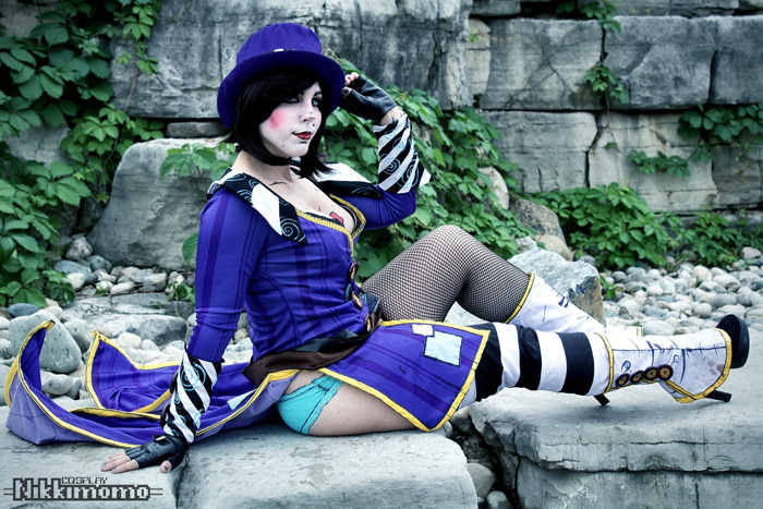 Mad Moxxi from Borderlands Cosplay