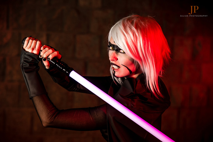 Lady Sith Star Wars Cosplay