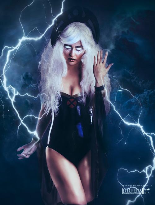Storm Cosplay