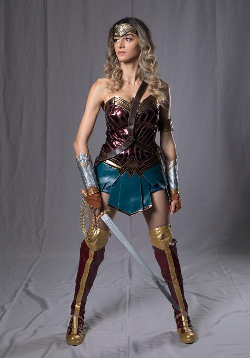 Wonder Woman Cosplay