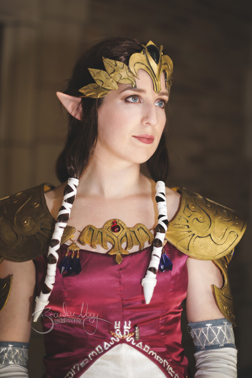 Zelda & Link Cosplay