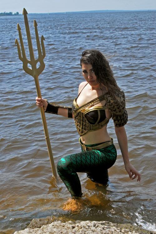 Aquaman Genderbend Cosplay