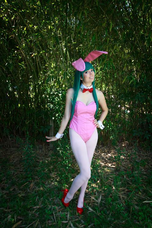 Bunny Suit Lum Cosplay