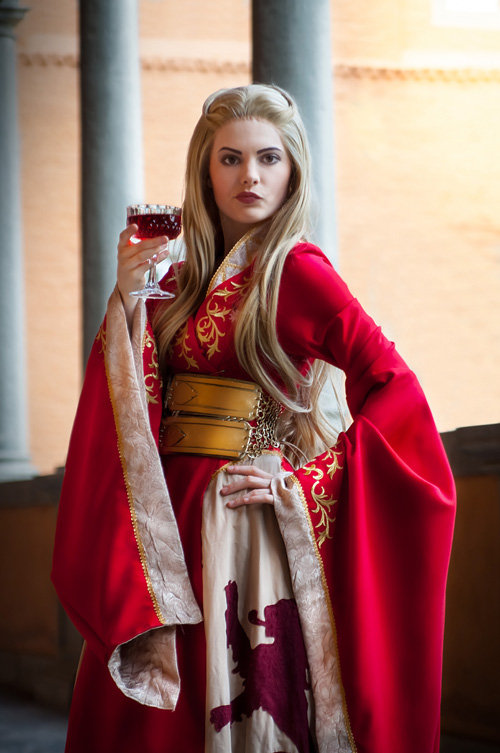 Cersei Lannister from Game of Thrones Cosplay