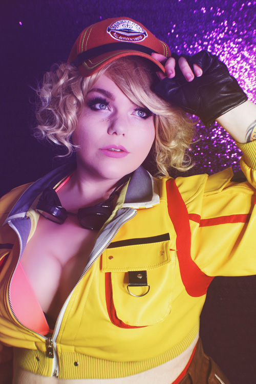 Cindy Aurum from Final Fantasy XV Cosplay