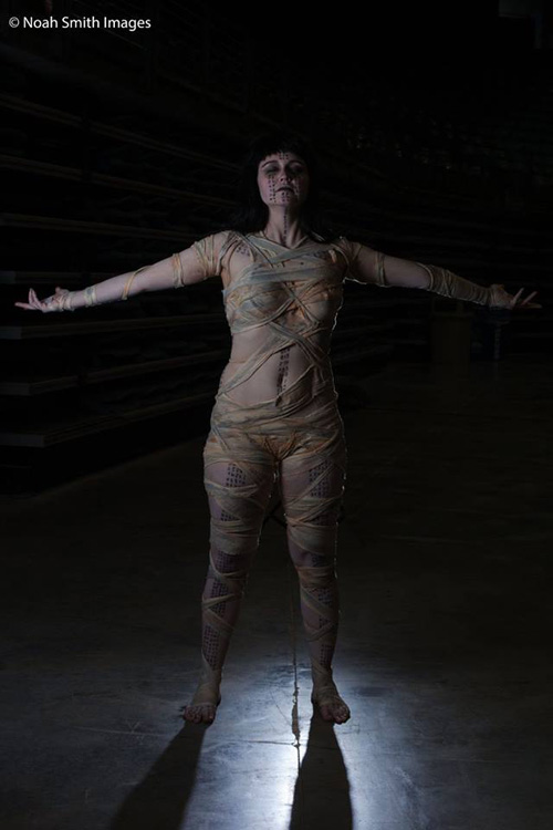 Ahmanet from The Mummy Cosplay