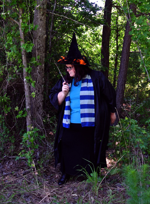 Ravenclaw Witch from Harry Potter Cosplay