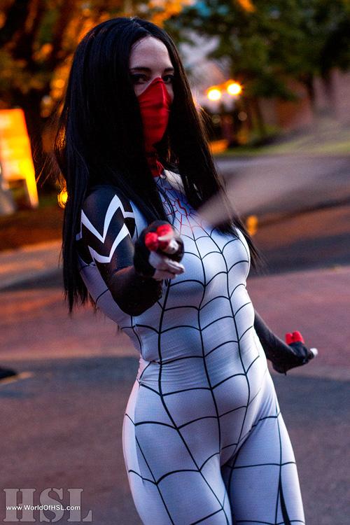 Silk Cosplay