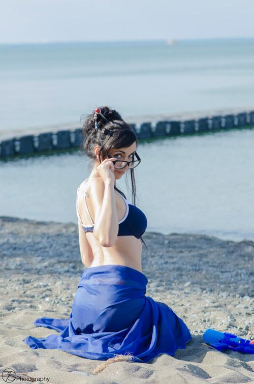 Swimsuit Mei from Overwatch
