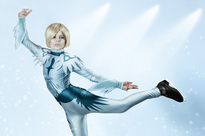 Yuri on Ice Cosplay