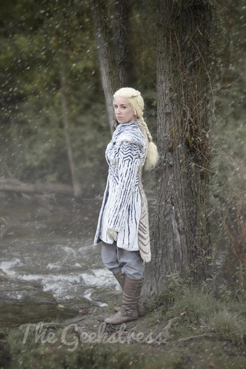 Daenerys Targaryen from Game of Thrones Cosplay