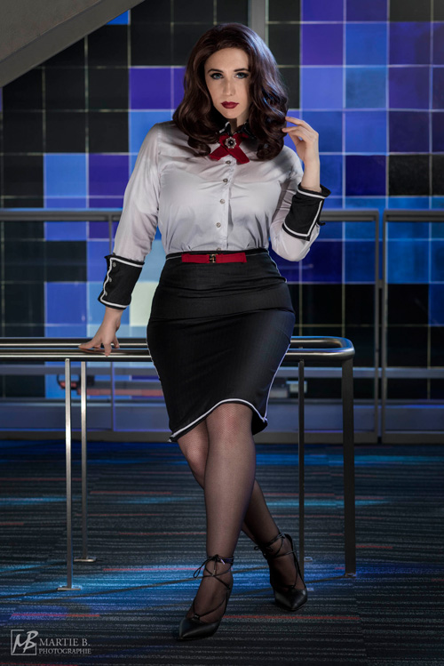 Elizabeth From BioShock Infinite Cosplay