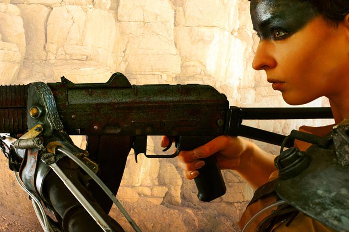 Furiosa from Mad Max: Fury Road Cosplay
