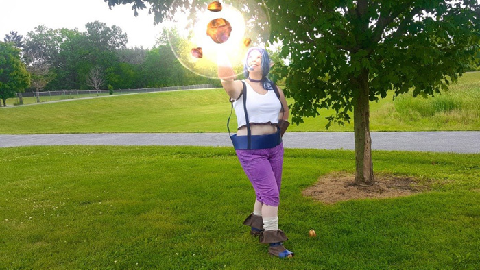 Keira from Jak and Daxter Cosplay