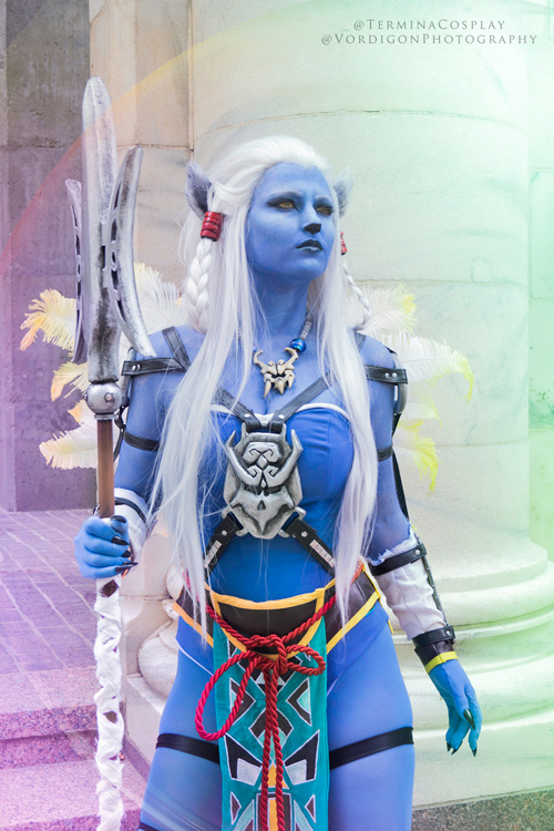 Kimahri Ronso Genderbend from Final Fantasy X/X2 Cosplay